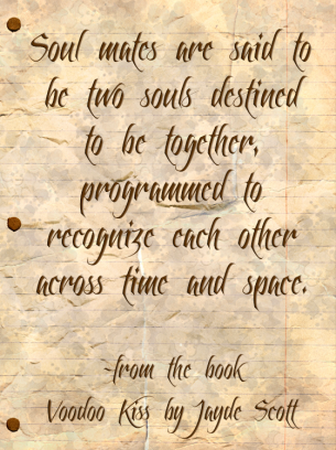 Quotes about Love Soul Mates