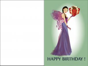 Free Birthday Cards To Print Out ~ Birthday cards princess